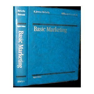 9780256030198: Basic Marketing: A Managerial Approach (Irwin Series in Marketing)