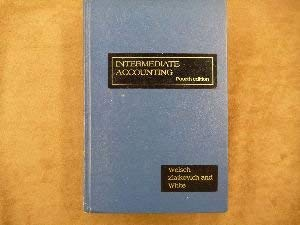 9780256033311: Intermediate Accounting