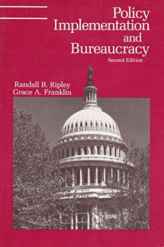9780256033939: Policy Implementation and Bureaucracy