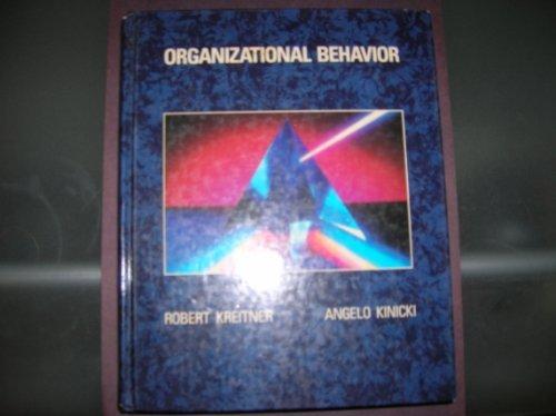 9780256035124: Organizational Behaviour