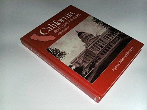 9780256036633: California real estate principles