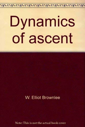 Dynamics of ascent: A history of the American economy: Brownlee, W. Elliot