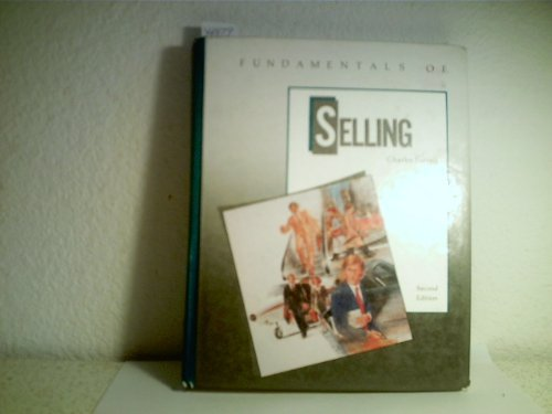 9780256058376: Fundamentals of selling (The Irwin series in marketing)