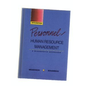 9780256059632: Personnel/human resource management: A diagnostic approach