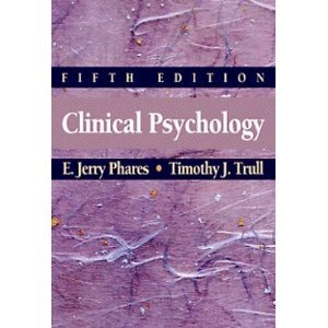 9780256060492: Clinical psychology: Concepts, methods & profession