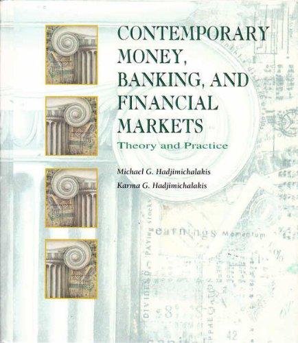 9780256060690: Cont Money Bank Fin (The Irwin series in economics)