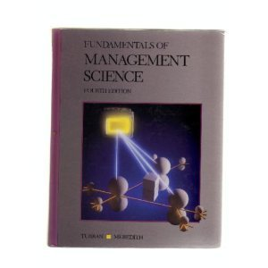 9780256062564: Fundamentals of management science