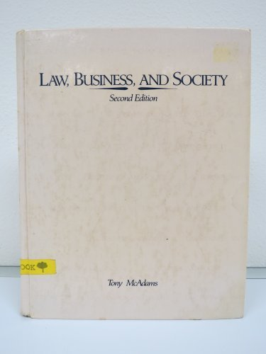9780256073744: Law, business, and society