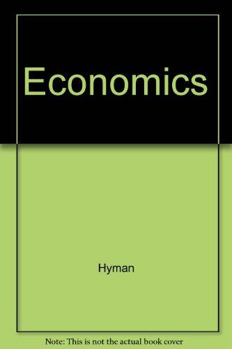 9780256075045: Economics
