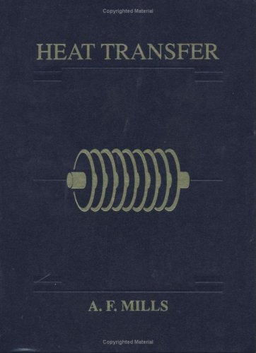 9780256076424: Heat Transfer