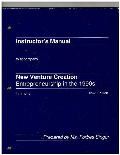 9780256078800: IM-New Venture Creation