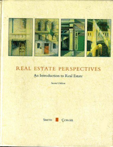 9780256079142: Real Estate Perspectives: An Introduction to Real Estate