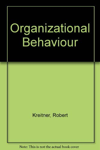 9780256085006: Organizational Behavior