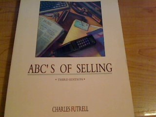 9780256088410: ABC's of Selling (The Irwin series in marketing)