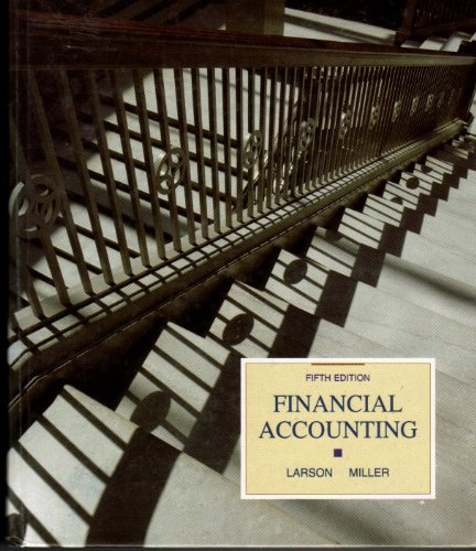 Financial Accounting: Pyle, William W.,