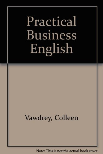 9780256102741: Practical Business English