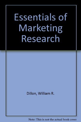 9780256108293: Marketing Research in a Marketing Environment/Intl Student Edition