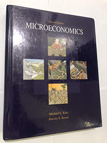 9780256111712: Microeconomics (The Irwin Series in Economics)