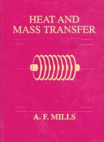 9780256114430: Heat and Mass Transfer