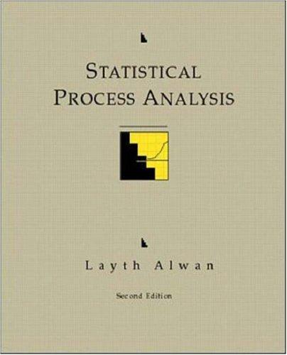 Statistical Process Analysis