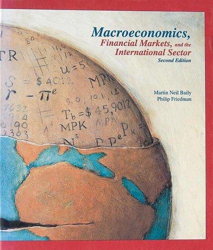 9780256125528: Macroeconomics, Financial Markets, and the International Sector (Irwin Series in Economics)