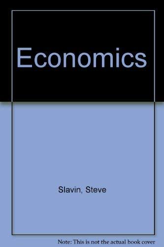 9780256127843: Economics