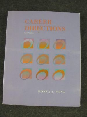 9780256131451: Career Directions