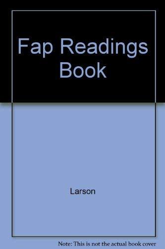 9780256133257: Fap Readings Book