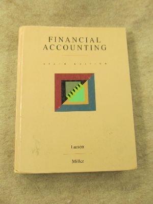 Financial Accounting: Kermit D. Larson,
