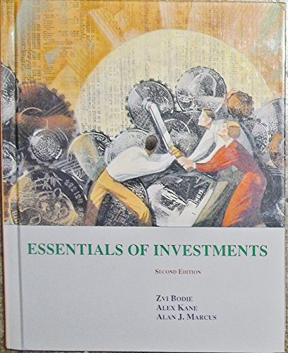 9780256135596: Essentials of Investments (The Irwin Series in Finance)