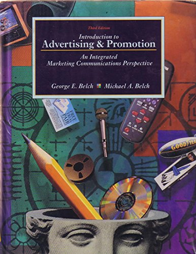 9780256136968: Introduction to Advanced Programming (The Irwin Series in Marketing)