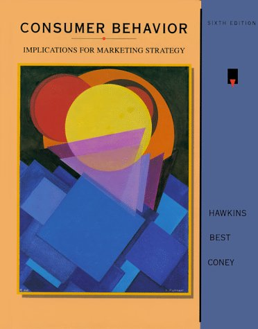 9780256139723: Consumer Behavior: Implications for Marketing Strategy (Mcgraw Hill/Irwin Series in Marketing)