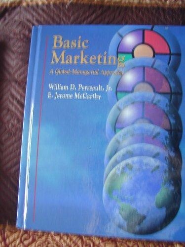 9780256139907: Basic Mktg (The Irwin Series in Marketing)