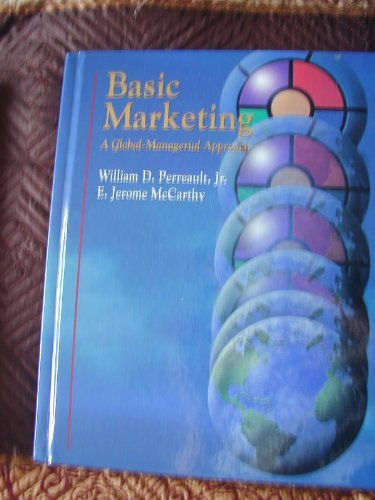9780256139907: Basic Mktg (The Irwin Series in Marketing)