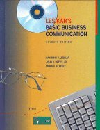 9780256140781: Lesikar's Basic Business Communication