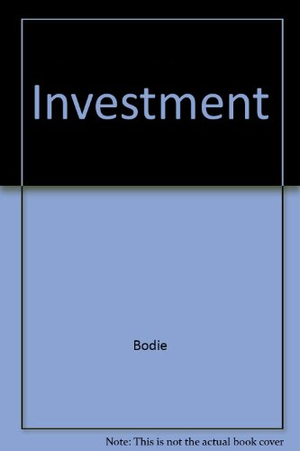 Investment: Bodie