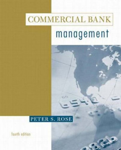 9780256152111: Commercial Bank Management