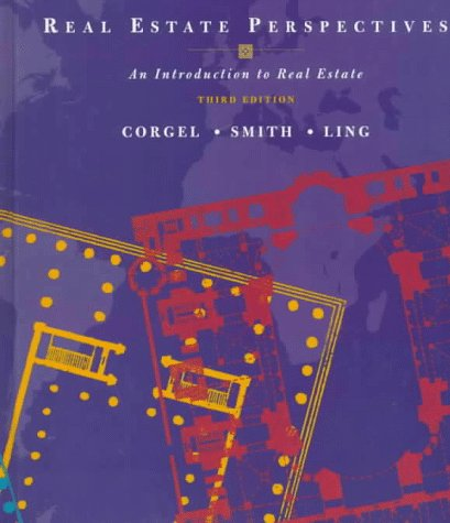 9780256152456: Real Estate Perspectives: An Introduction to Real Estate