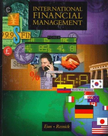 9780256160468: International Financial Management