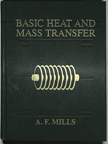 9780256163889: Basic Heat and Mass Transfer (Irwin Series in Marketing)