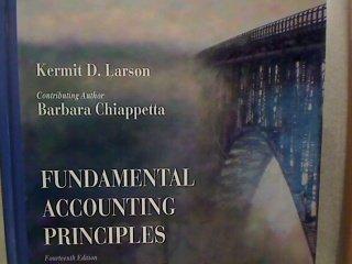9780256164497: Fundamental Accounting Principles