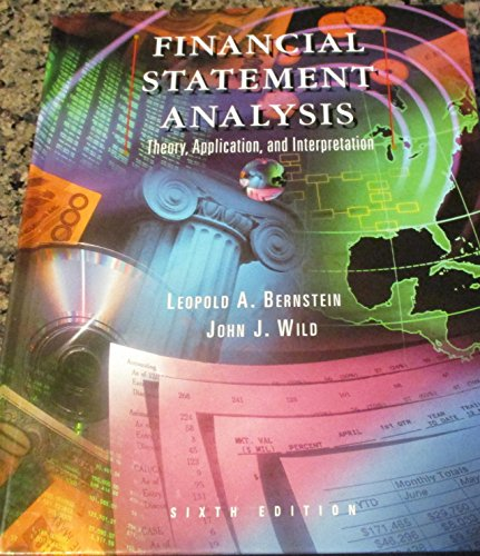9780256167047: Financial Statement Analysis: Theory, Application and Interpretation