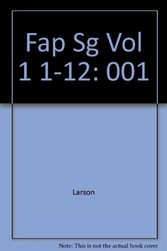 Fundamental Accounting Principles/Study Guide With Solutions: Kermit D. Larson