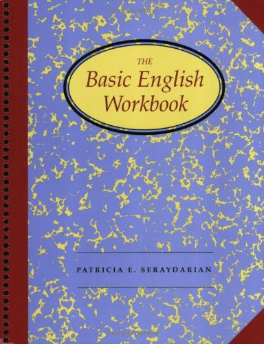9780256172119: The Basic English Workbook
