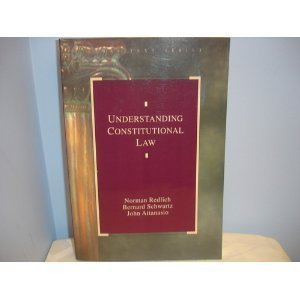 9780256172997: Understanding Constitutional Law (Legal Text Series)