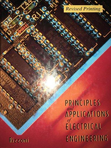 9780256176889: Prin Appl El Eng Updated Ed
