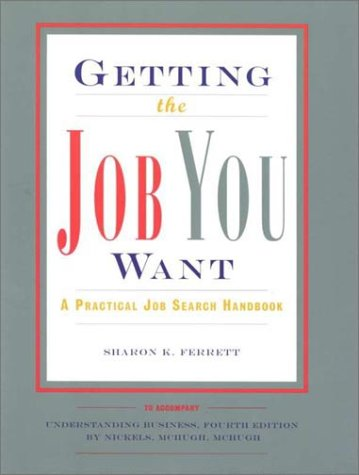 9780256193626: Strategies: Getting and Keeping the Job You Want