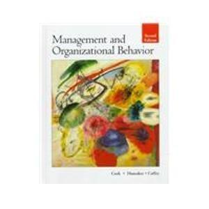 9780256208078: Management and Organizational Behavior