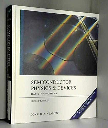 9780256208696: SEMICONDUCTOR PHYS DEVICES