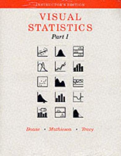 9780256208771: Visual Statistics